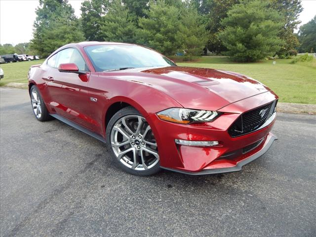 New 2019 Ford Mustang GT Premium