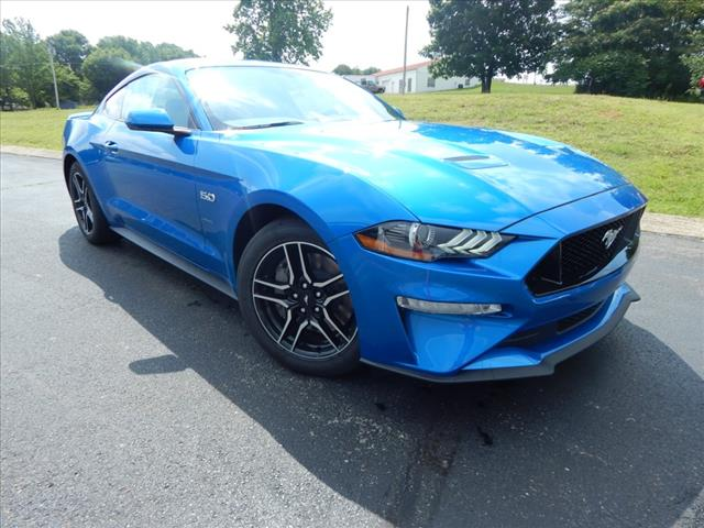 New 2019 Ford Mustang GT RWD GT 2dr Fastback