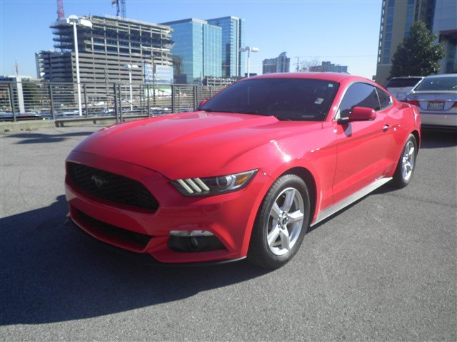 Pre-Owned 2015 Ford Mustang ECO PREM
