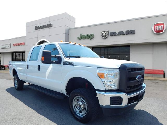 2016 Ford F250 >> Pre Owned 2016 Ford F 250 Super Duty Xl 4wd