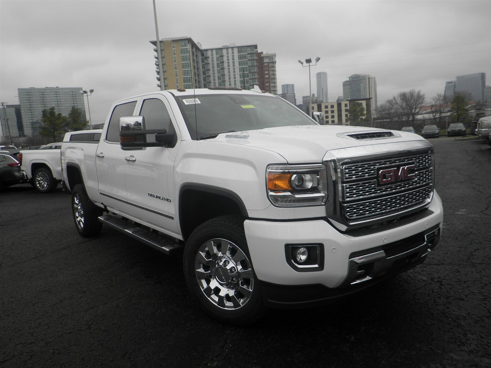 New 2019 Gmc Sierra 2500hd Denali Crew Cab In Nashville Kg301