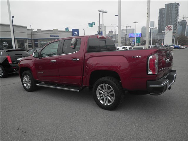 Pre-Owned 2019 GMC Canyon 4WD SLT