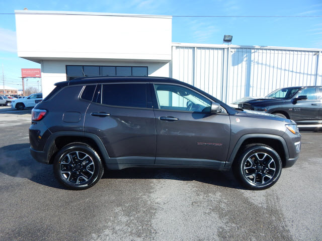 Pre-Owned 2019 Jeep Compass TRAIL 4X4