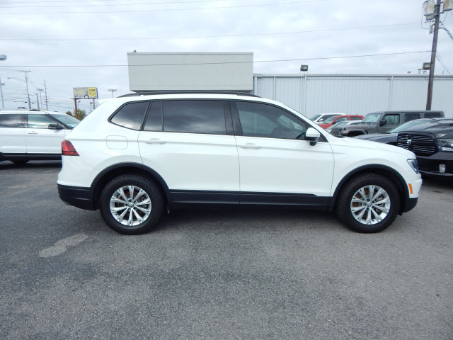 Pre-Owned 2018 Volkswagen Tiguan 2.0T S 4MO