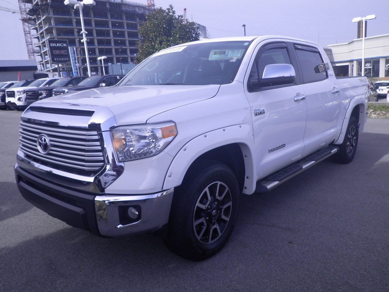 Certified Pre-Owned 2014 Toyota Tundra 4WD Truck LTD