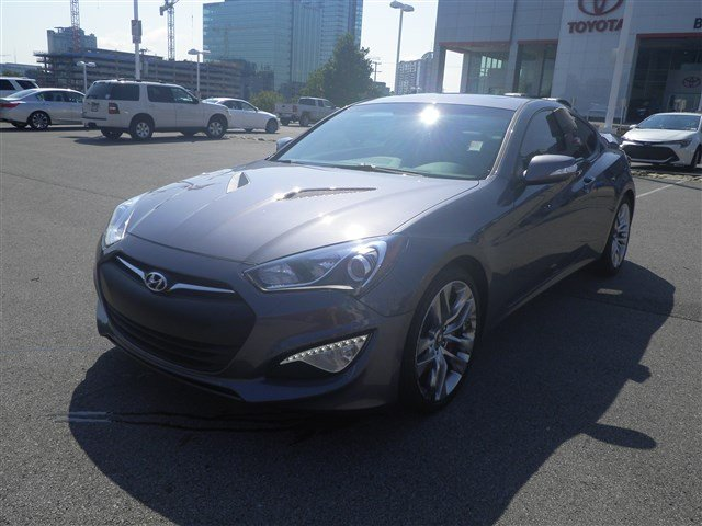 Genesis Coupe 2016 >> Pre Owned 2016 Hyundai Genesis Coupe 3 8l Ultimate With Navigation