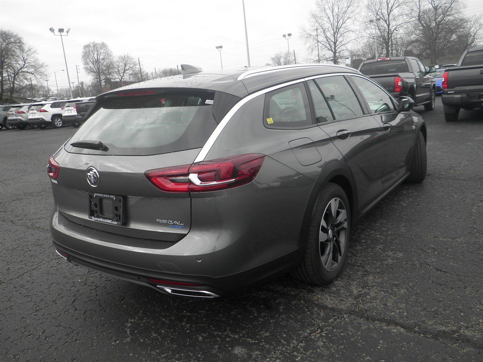 New 2019 Buick Regal Tourx Essence 5dr Wgn In Nashville Kb52