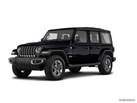 New 2018 Jeep Wrangler Unlimited Moab