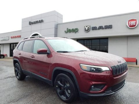 New 2020 Jeep Cherokee ALT FWD