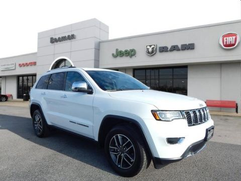 Pre-Owned 2019 Jeep Grand Cherokee LTD 2WD