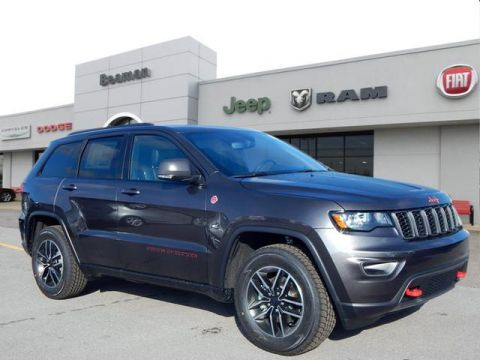 New 2020 Jeep Grand Cherokee TRLHWK 4X4