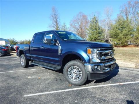 New 2020 Ford F-250 Super Duty XLT