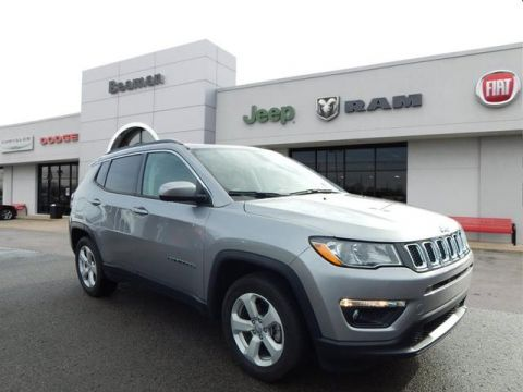Pre-Owned 2019 Jeep Compass FWD