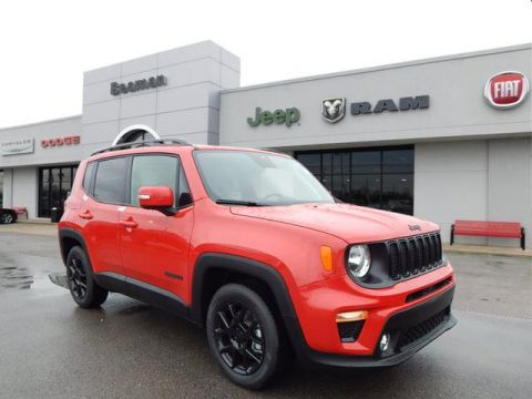 New 2020 Jeep Renegade LAT FWD